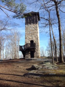 Fort Mountain Fire Tower