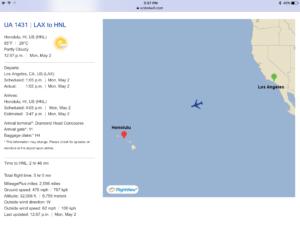 Hawaii here I come!